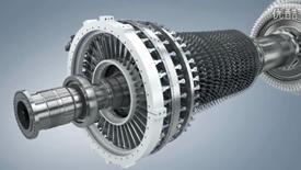 视频讲解西门子功率最大的工业燃气轮机SGT-800