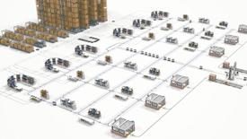 德国SEW传动:工业4.0智能工厂动画