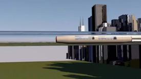 超级高铁:未来便宜又高效的交通方式