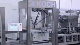 并联机器人应用于医药包装线