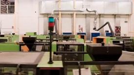 阿迪达斯运动眼镜工厂生产流程