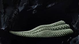 阿迪达斯3D打印技术,20分钟生产1双鞋