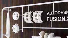 基于云端的三维CAD系统Autodesk Fusion 360