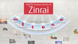 富士通人工智能平台Zinrai,开启人工智能新时代