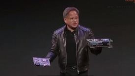 2018CES展:英伟达推出无人车AI芯片
