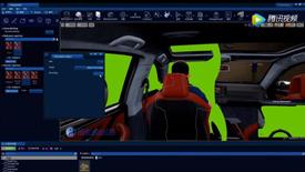 MakeReal3D v3.0功能演示:人机工程仿真与分析