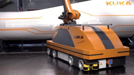 库卡移动机器人系统KMR QUANTEC
