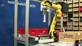 Viastore机器人拣选