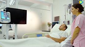 远程医疗诊断机器人