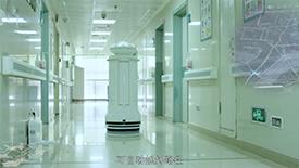 钛米消毒机器人——医院消毒灭菌新武器