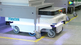 MiR移动机器人助力医院运送无菌产品