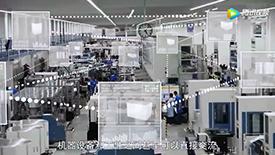 """智能化数字工厂,从制造迈向""""智造"""""""
