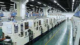 富士康工业互联网股份有限公司 精密工具智能制造工厂