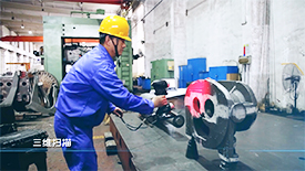 烟台冰轮智能机械科技有限公司智能工厂