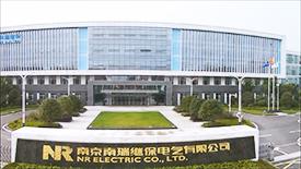 南京南瑞继保电气有限公司智能工厂