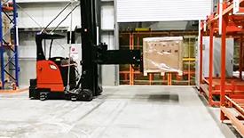 某光伏制造企业全自动化仓储应用案例