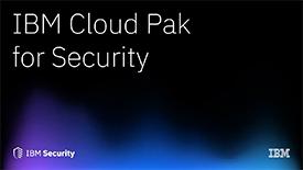 IBM多云安全在线研讨会