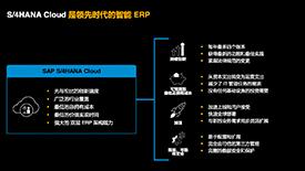 上云用数赋智,SAP助力中小企业数字化转型