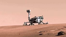 NASA JPL 好奇号火星探测器