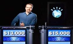 IBM沃森赢得智力竞赛冠军