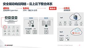 可视、协同、联动、构建云上云下安全驱动智能响应网络